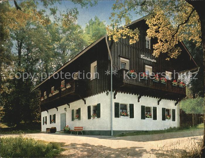 Alexandersbad Bad Pension Schweizerhaus im Fichtelgebirge Kat. Bad Alexandersbad