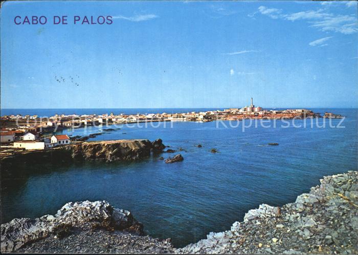 San Pedro del Pinatar Cabo de Palos Panorama Kat. San Pedro del Pinatar