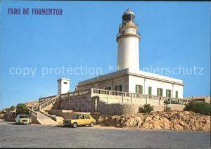 Formentor El Faro Kat. Cap Formentor Islas Baleares Spanien