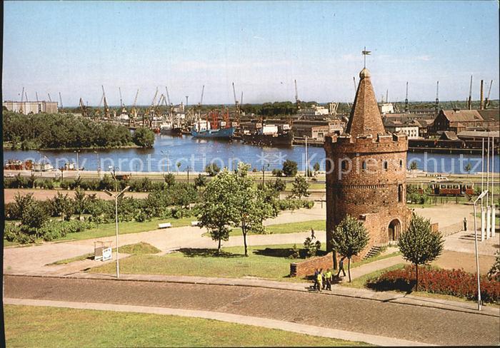 Szczecin Hafen Kat. Szczecin Stettin