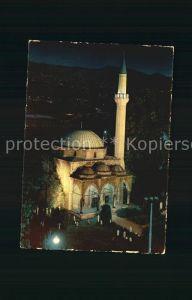 Sarajevo Ali Pascha Moschee Kat. Sarajevo