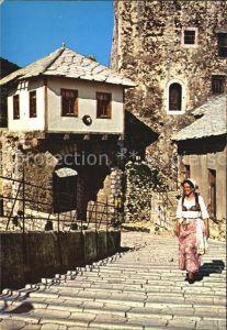 Mostar Moctap Stadtansicht Kat. Mostar