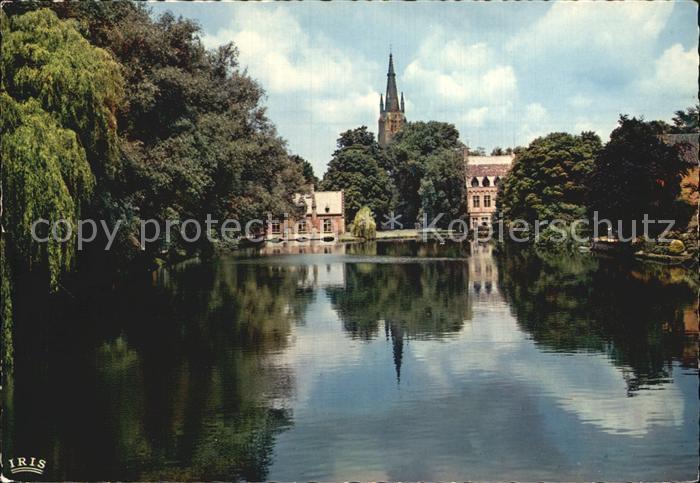 Brugge Lac Amour  Kat.