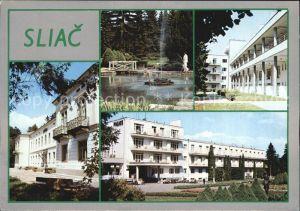Sliac Kupele Hotel Palace Kat. Tschechische Republik