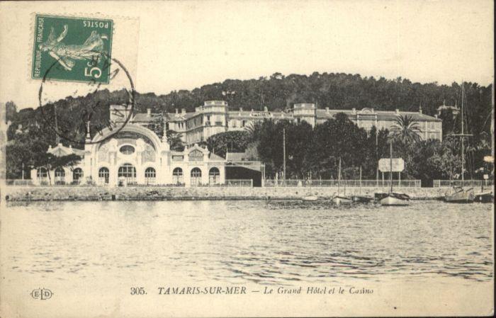 Tamaris Tamaris-sur-Mer Grand Hotel Casino x / La Seyne-sur-Mer /Arrond. de Toulon