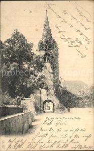 La Tour de Peilz Kirche Kat. La Tour de Peilz