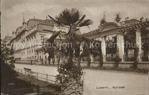 Luzern LU Kursaal Kat. Luzern