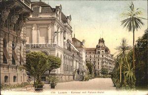 Luzern LU Kursaal Palacehotel Kat. Luzern