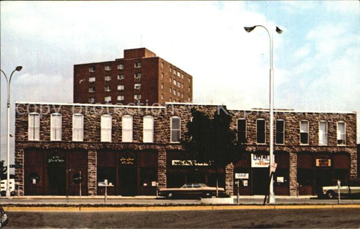 Sioux Falls the Van Brunt Building Kat. Sioux Falls