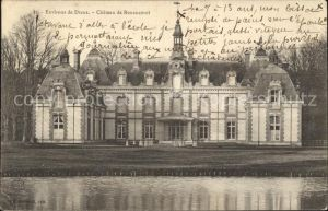 Dreux Chateau de Renancourt Kat. Dreux