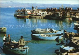 Tiberias The Sea of Galilee Fishermans Kat. Tiberias