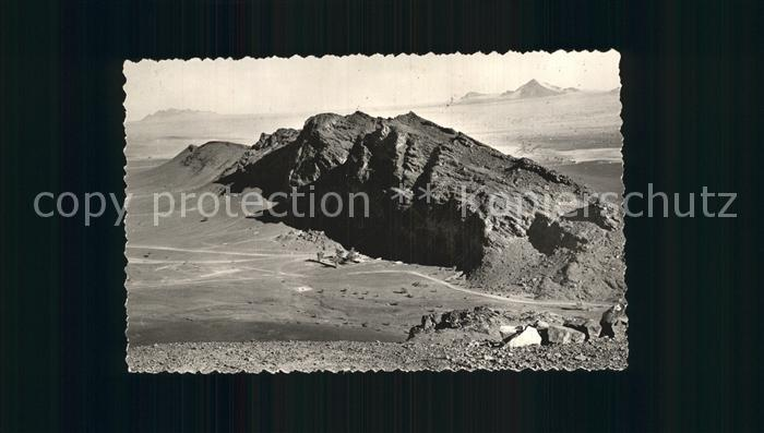 Fort Gouraud Le Gisement de Minerai de Fer