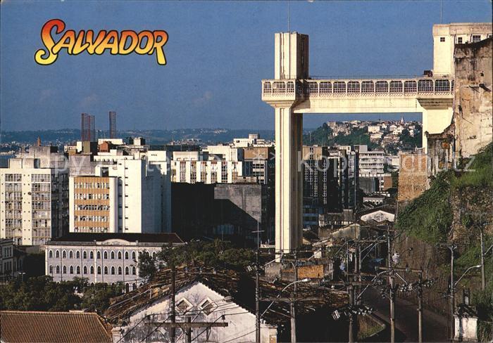 Salvador Nordeste Turistico Kat. Salvador