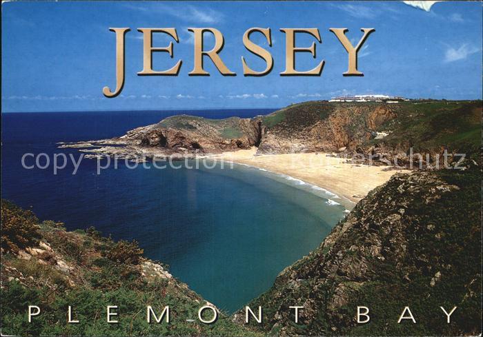 Jersey Plemont Bay Kat. Jersey