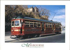 Melbourne Victoria The City Circle Tram Kat. Melbourne