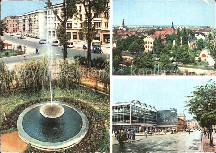 Radom Poland Ulica R Traugutta Widok ogolny Dom Handlowy PSS Sezam