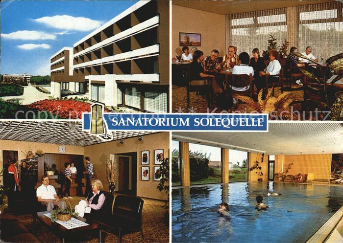 bad westernkotten sanatorium solequelle gastraum hallenbad kat erwitte nr kt29227 oldthing. Black Bedroom Furniture Sets. Home Design Ideas
