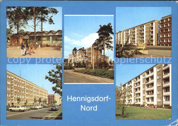 Hennigsdorf Kaufhalle Schuhe Strasse der Freundschaft Kat. Hennigsdorf