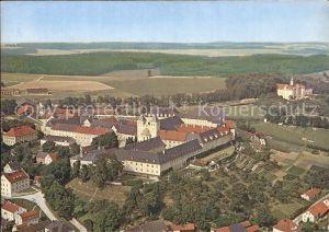 Mallersdorf Kloster Luftaufnahme Kat. Mallersdorf Pfaffenberg