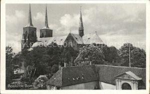 Roskilde Domkirke Kirche Kat. Roskilde