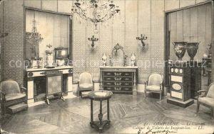 Compiegne Oise Chateau Cabinet de Toilette des Imperatrices Kat. Compiegne