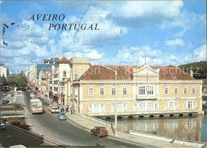 Aveiro Capitania de Aveiro e centro da cidade Kat. Aveiro