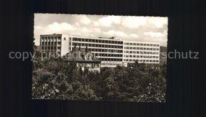 Bad Driburg Sanatorium der BfA Kat. Bad Driburg