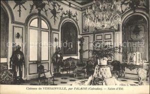 Falaise Calvados Chateau de Versainville Salon d Ete Kat. Falaise