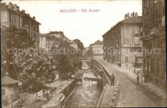 Hotel Via Senato Milano