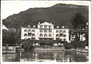 Weggis LU Hotel du Lac Kat. Weggis