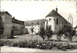 Mallersdorf Klosterinnenhof Kat. Mallersdorf Pfaffenberg