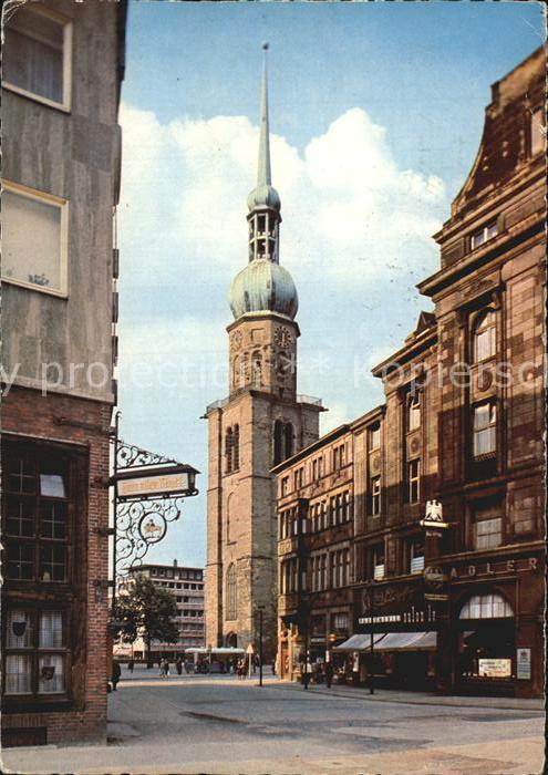 Dortmund Reinoldikirche Kat. Dortmund