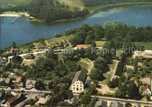 Reinfeld Holstein Kurheim Fliegeraufnahme Kat. Reinfeld (Holstein)