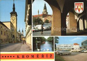 Kromeriz  Kat. Kremsier
