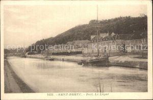 Saint Brieuc Cotes d Armor Port Le Legue Kat. Saint Brieuc