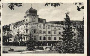 Friedrichroda FDGB Ferienheim Hermann Danz Kat. Friedrichroda