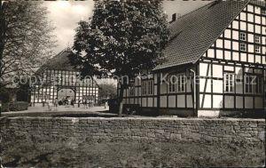 Vlotho Jugendhof an der Weser Kat. Vlotho