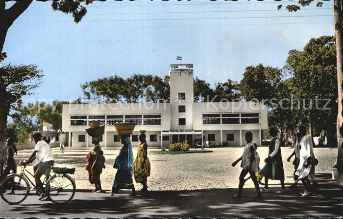 Ouagadougou Rathaus Kat. Ouagadougou