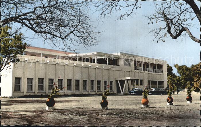 Ouagadougou Palais du Gouvernement Kat. Ouagadougou