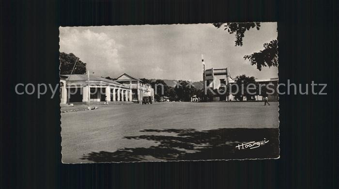 Bangui Place Edouard Renard Kat. Bangui