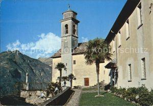 Claro Bellinzona Monastero delle Benedettine Santa Maria