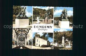 Domremy la Pucelle Vosges Basilique Kat. Domremy la Pucelle