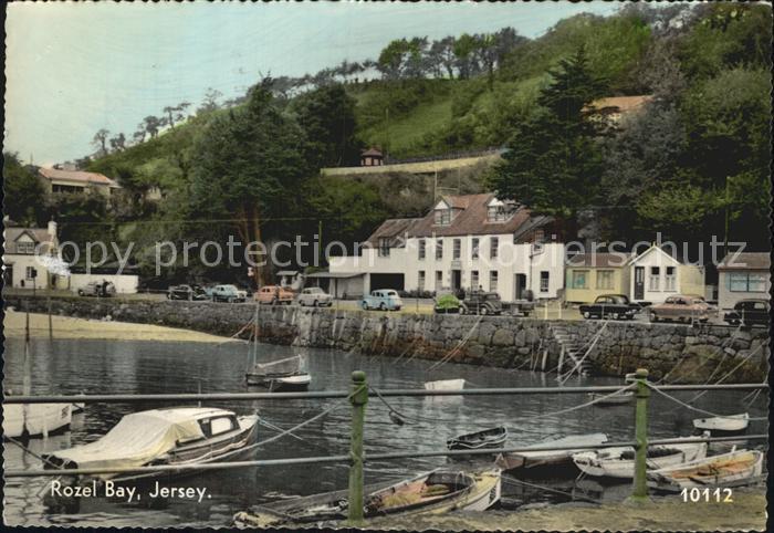 Jersey Rozel Bay Kat. Jersey