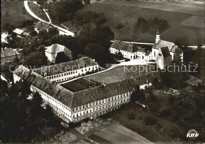Wessobrunn Kloster Jugendkurheim Kat. Wessobrunn