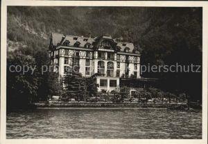 Vitznau Hotel See Kat. Vitznau