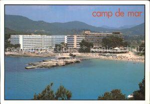 Camp de Mar Panorama Strand Hotels Kat. Andratx Mallorca