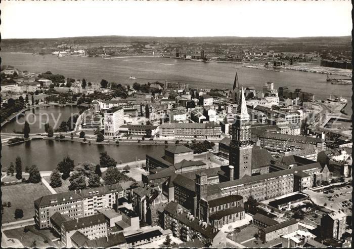 Kiel Stadtansicht Kat. Kiel