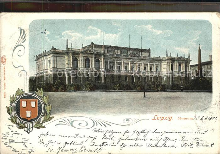Leipzig Museum Kat. Leipzig
