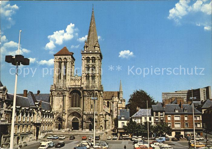 Lisieux Cathedrale Saint Pierre Kat. Lisieux