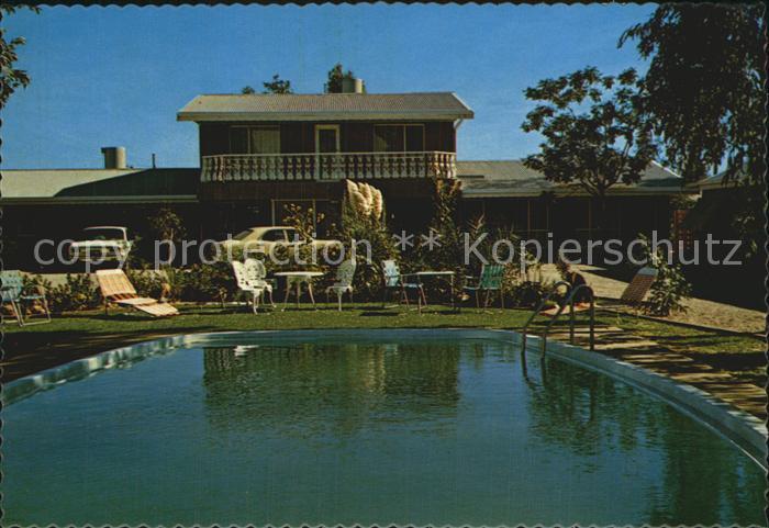 Alice Springs Alice Motor Inn Swimmingpool Kat. Alice Springs